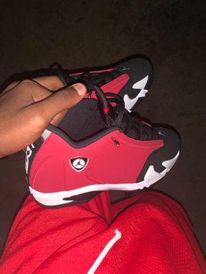 Jordan 14 retro gym red for Sale in Columbia, SC