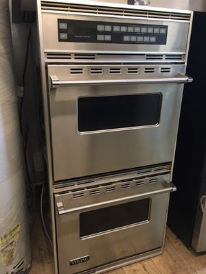 "Viking Professional 27"" Double Wall Oven for Sale in Torrance, CA"