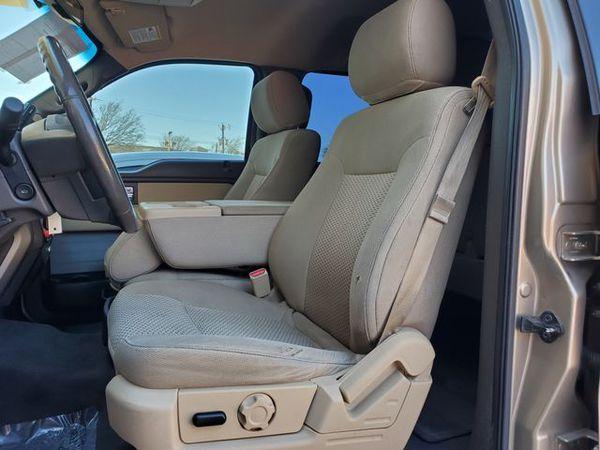 2013 Ford F150 SuperCrew Cab