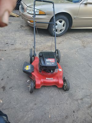 Huskee side discharge push mower for Sale in Columbus, OH