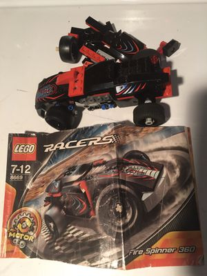 LEGO Racers Car for Sale in Dallas, TX