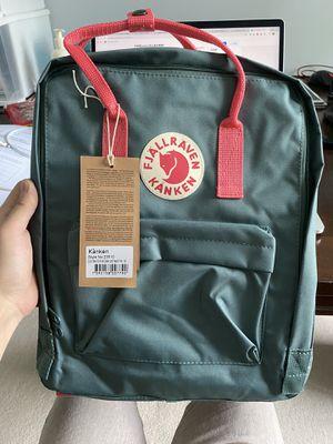 KANKEN Fjällräven Frost green backpack for Sale in Rockville, MD