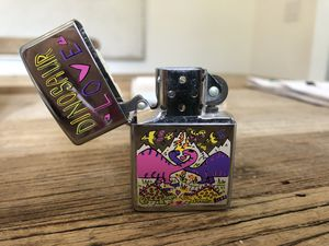 JAMES RIZZI (Famous Artist) ZIPPO lighter, Collectible for Sale in Miami, FL