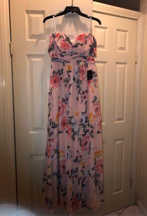 Flower dress women size small for Sale in La Puente, CA