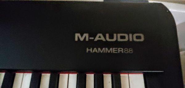 M-Audio Hammer88