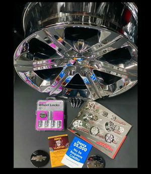 22x9 Wheels and tires for Sale in Phoenix, AZ