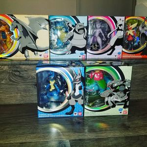 Pokemon D Arts set of 6 for Sale in San Diego, CA