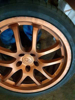 Nissan 350z rims for Sale in Rochester, NY