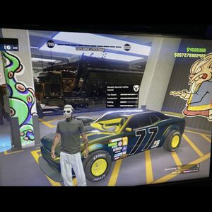 Gta 5 modded account (PS4) for Sale in Tomball, TX