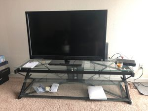 52' Tv and Tv stand for Sale in San Francisco, CA