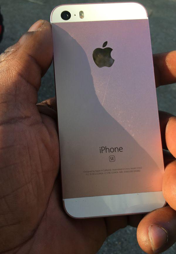 MetroPCS iPhone se $90