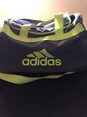 Medium Sized Adidas Duffle Bag for Sale in Las Vegas, NV