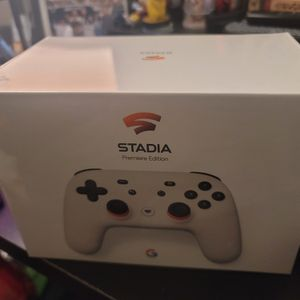 Stadia Controller with a Chromecast Ultra for Sale in Chino Hills, CA