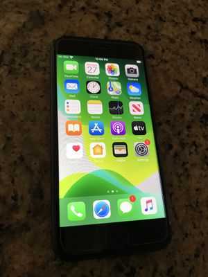Apple iPhone 8 64gb space gray AT&T cricket for Sale in Corona, CA