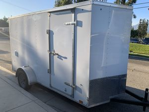 2019 Enclosed Trailer 6x12 for Sale in Upland, CA