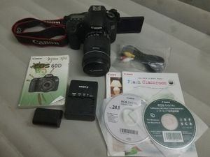 Canon EOS 60D for Sale in Manassas, VA
