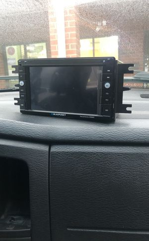 7 in double din brand new no scratches still got protector on screen comes with Polk audio tweeters for Sale in Woodbridge, VA
