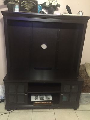 Tv stand for 50 inches tv for Sale in League City, TX