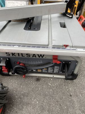 """Skilsaw table saw 10"""" for Sale in Long Beach, CA"""