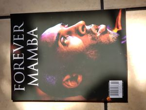 LAKERS KOBE BRYANT FOREVER MAMBA LINDY'S PRO BASKETBALL MAGAZINE *IN HAND* 2020 for Sale in Los Angeles, CA