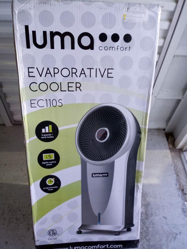 Luma comfort evaporative cooler es110c