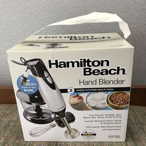 Hamilton Beach Hand Blender for Sale in San Diego, CA