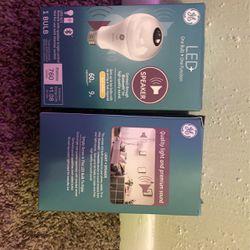 GE LED+ Bluetooth Speaker for Sale in Ellensburg,  WA