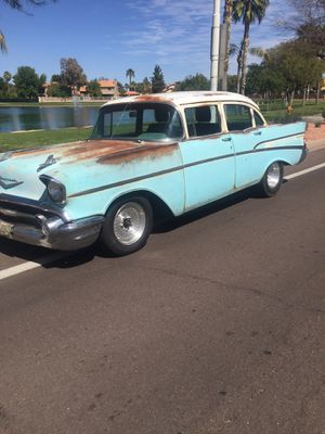 1957 Chevy 210 for Sale in Chandler, AZ