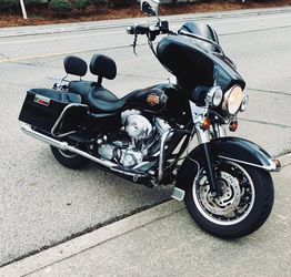 2002 Harley Davidson ELECTRA GLIDE for Sale in Everett,  WA