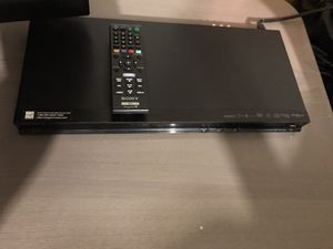 Blu-ray DVD SONY Player for Sale in Dallas, TX
