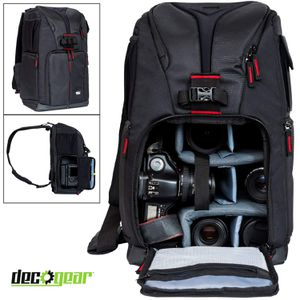 Brand New Decogear DSLR Camera back pack for Sale in Atlanta, GA