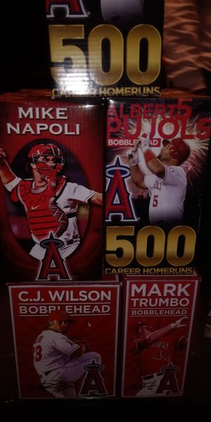 Angels Bobblehead $15 each for Sale in Los Angeles, CA