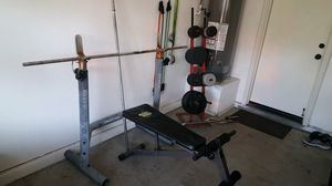 HOME GYM! EVERYTHING YOU NEED 💪 for Sale in Sun City, AZ