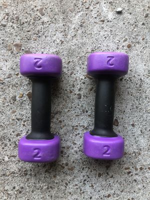2 lb Dumbbell Set for Sale in Nashville, TN