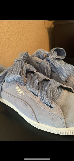 Puma suede bow for Sale in Commerce, CA