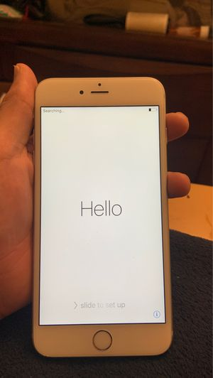 iPhone 6 S plus for Sale in Quartz Hill, CA