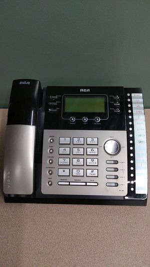 Office phone with 4 lines - 10 phones available for Sale in Seattle, WA