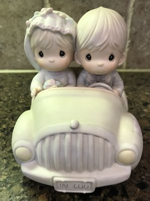Precious Moments Just Married figurine for Sale in Smyrna, TN