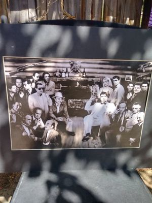 Mafia dinner party wall art for Sale in Corrales, NM