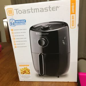 2 quart ToastMaster air fryer for Sale in Milton, FL