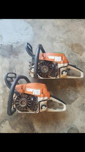 Stihl ms271 chainsaws for Sale in Escondido, CA
