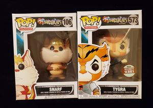 Thundercats funko pops !!!!! for Sale in Phoenix, AZ