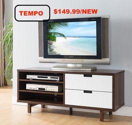NEW, Tv Stand, Dark Walnut SKU#161478 for Sale in Huntington Beach,  CA