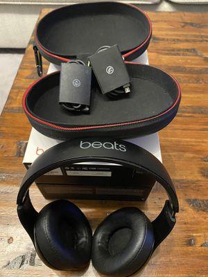 Beats Studio Wireless Bluetooth Headphones for Sale in Sandy, UT