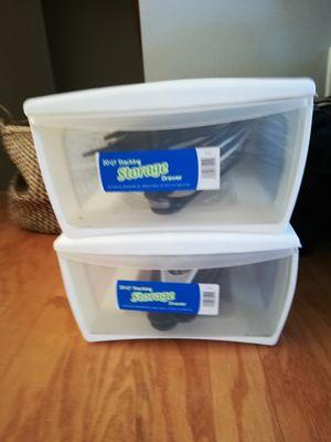 Storage / Cube Containers - 20 Quarts for Sale in Smyrna, GA