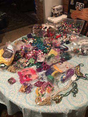 Mardi Gras Beads for Sale in Walker, LA