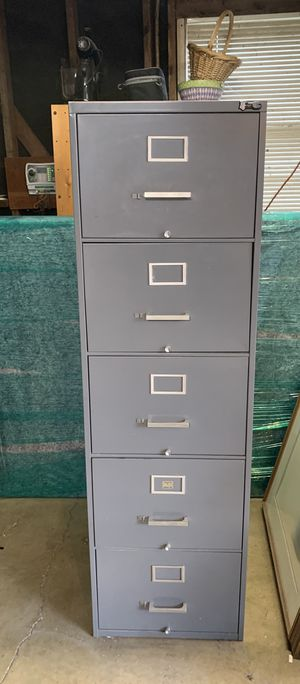 Fortress Legal size Filing cabinet for Sale in Burbank, CA