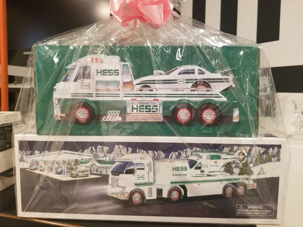 BRAND NEW Hess Toy Collectables Trucks