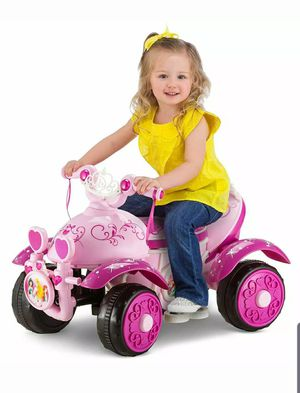 Brand New Disney Princess 6V Ride-On Quad .. Delivery Available !! for Sale in Brooklyn, NY