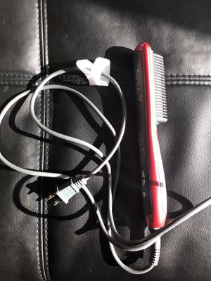 AsaVea Hair Straightening Brush 2 for Sale in Chicago, IL